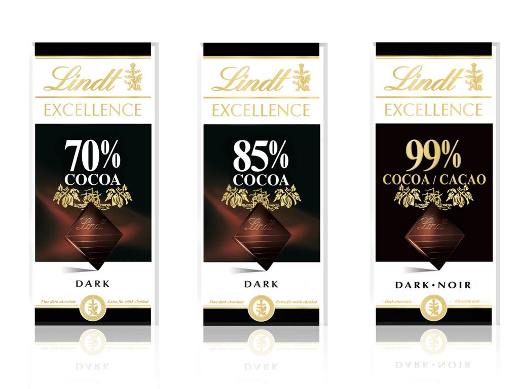 99 procent chocolade