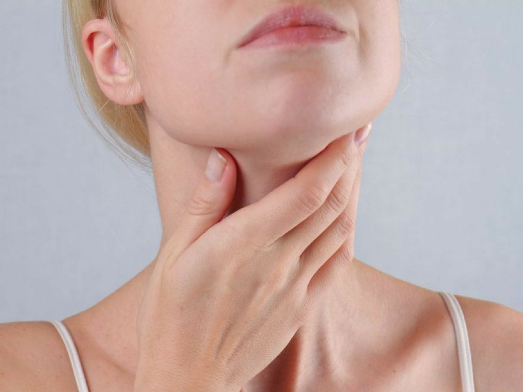 suchość w ustach