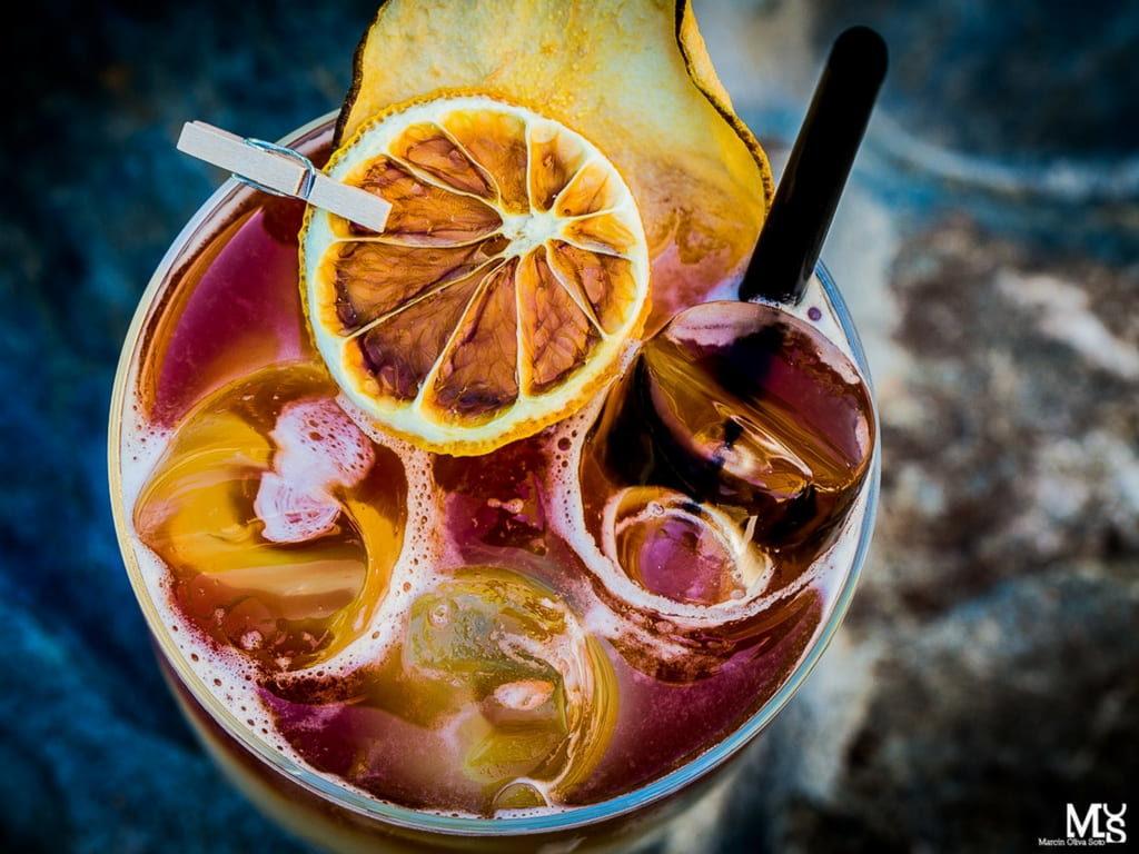 karnawałowe drinki