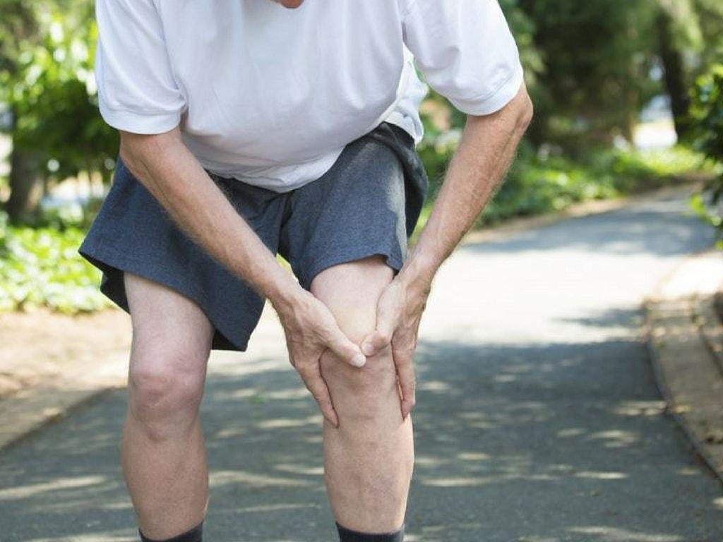 ból kolana