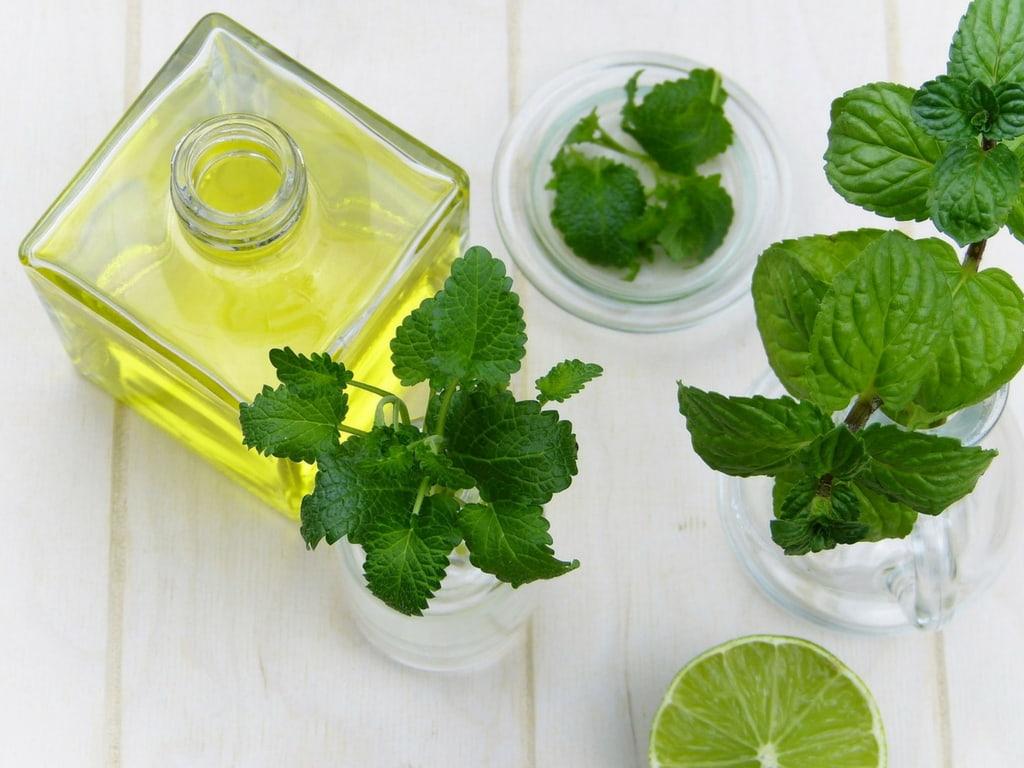 lecznicze zapachy
