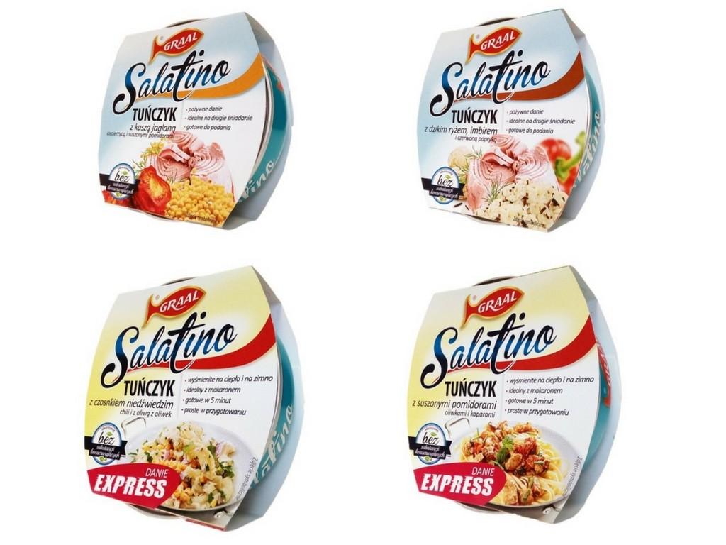 sałatki salatino