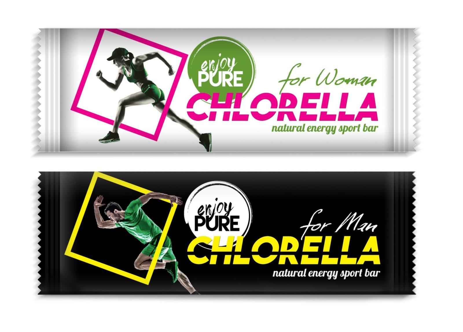batony-chlorella