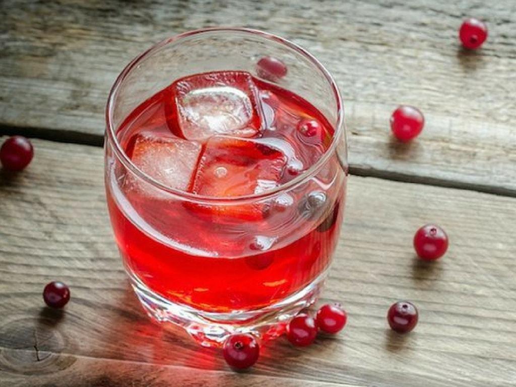 sok zurawinowy
