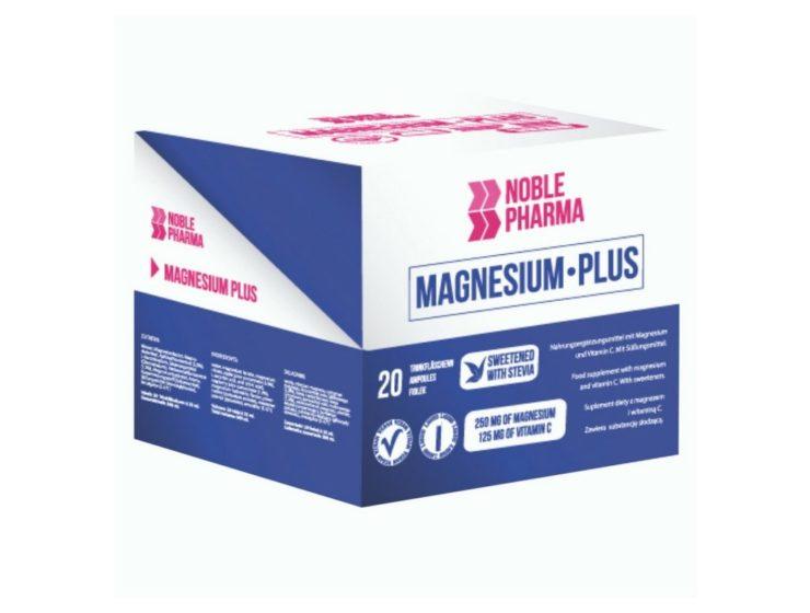 magnez w płynie
